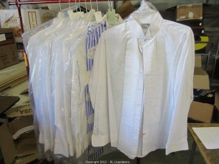 White Tuxedo Shirts