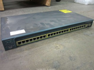 Cisco 2950 Catalyst 24 Port Hub