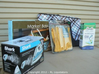 General Merchandise Lot Retail Value $927.38
