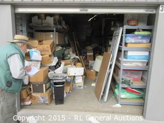 RL General Auctions - Horn Road Self Storage Delinquent Unit Lien ...
