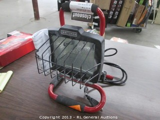 Craftsman Work light/ 500W Halogen