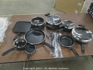 Pan and skillet set