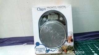 Pronto digital Scale