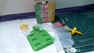 Icepop Mold