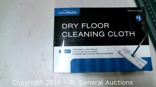 Dry Floor Cleaning cloth