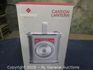 Canyon Lantern