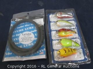 Fishing Items See Pics