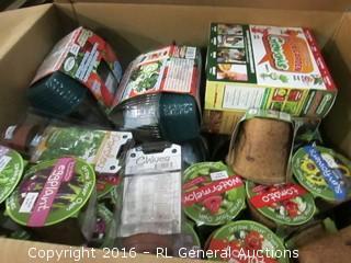Various Organics See Pics