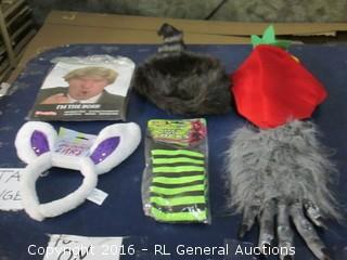 Various Hat Costumes