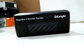 Dknight Magic Box II Wireless Speaker