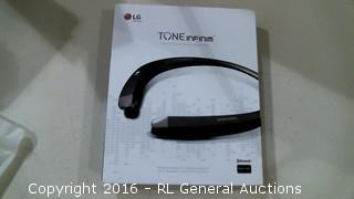 LG Tone infinim Wireless Stereo Headset