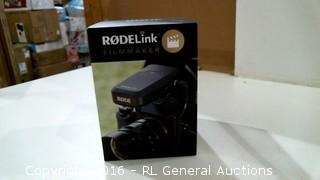 RODELink Wireless Audio System Filmmaker