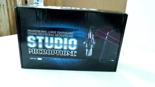 Professional Large Diaphragm Studio Recording Microphone Studio Microphone