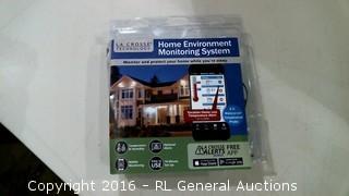 La Crosse Technology Home Environment Monitoring System