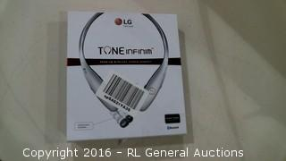 LG Tone infinim Premium Wireless Stereo Wireless Stereo Headset
