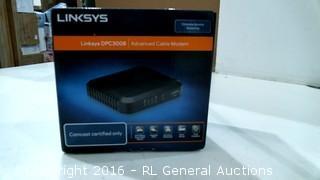 Linksys DPC3008/ Advanced Cable Modem