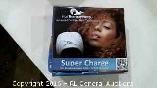 Hair Therapy Wrap Super charge