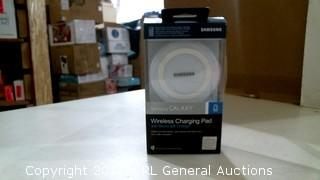 Samsung Galaxy Wireless charging Pad with Micro USB Charger