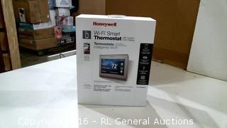 Honeywell Wi Fi Smart Thermostat