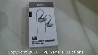 Mg Inear Sports Headphones