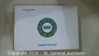 Ravpower Powers on Plese Preview