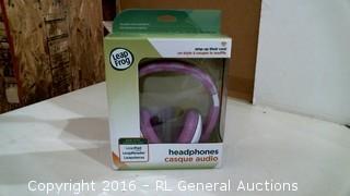 Leap Frog Headphones