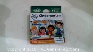 Leap Frog Kindergarten