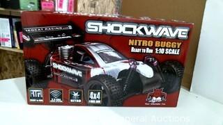 Shockwave RC Nitro Buggy