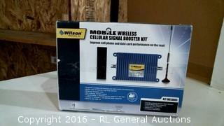 Mobile Wireless Cellular Signal Booster Kit