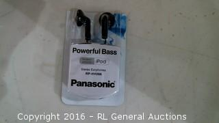 Panasonic Powerful Bass