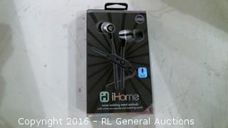 iHome earbuds