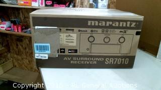 Marantz AV Surround Receiver Powers on Please Preview