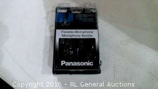 Panasonic Flexible Microphone
