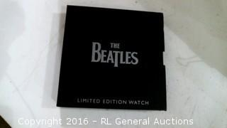 The Beatles Limited Edition 404/1000 Yellow Submarine Watch