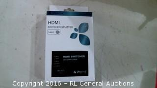 HDMI Switcher Spitter