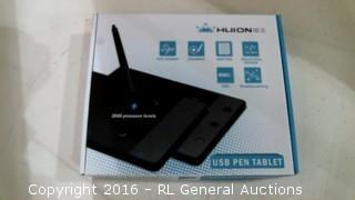 Huion USB Pen Tablet