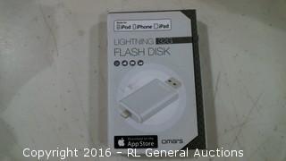 Lightning 32G Flash drive