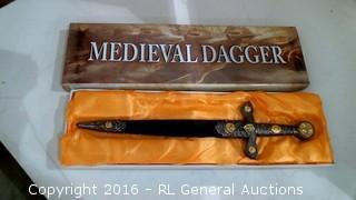Medieval Dagge