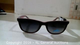 Columbia Cass Lake Sunglassess