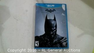 Wii Batman