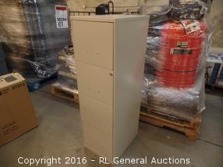 File Cabinet no keuys