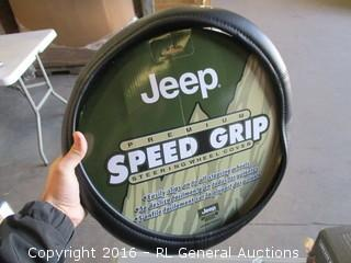 Jeep Steering wheel cover