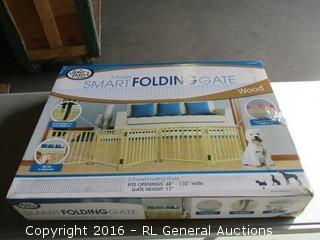 Panel Folding gate
