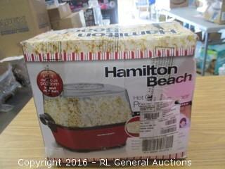 Hamilton Beach Pop Corn Maker