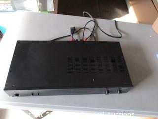 Stereo Power mplifier