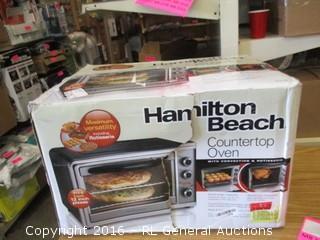 Hamilton Beach Countertop Oven