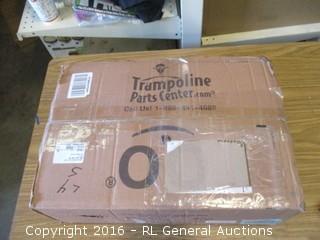 Trampoline part