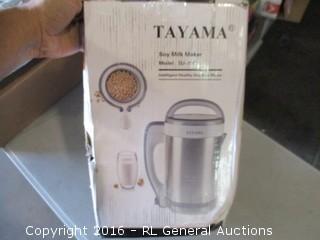 Tayama Soy Milk Maker