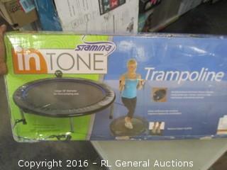 Stamina in Tine Trampoline