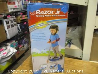 Razor Jr